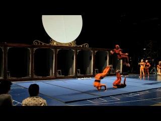 Промо-видео к шоу Цирка дю Солей Ирис.