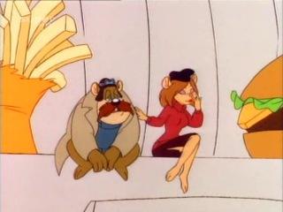 Чип и Дейл спешат на помощь 2 сезон 30 серия (Сила любви)