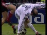 ЛЧ 2001-02 Финал Байер ( Германия) - Реал (Мадрид)(ком. В.Маслаченко)