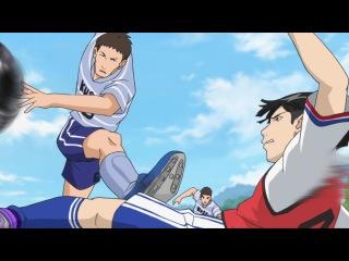 Area no Kishi (TV-1) / Паладин на Поле (ТВ-1) - 01 сезон 12 серия [Ancord]