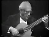 Андрес Сеговия исполняет - Робер де Визе -