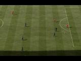 Баги в FIFA 12.