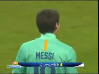 Милан-Барселона. 5-й тур Лиги Чемпионов. 23/11/2011. 2:3