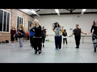 'Louboutins' Jennifer Lopez choreography by Jasmine Meakin (Mega Jam)