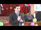 Репортаж о юбилейном конкурсе «Выпускник – 2012 года», прошедшем в Покровском детском доме.