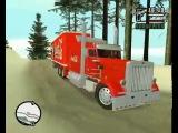 :D GTA: Coca Cola Christmas Truck.