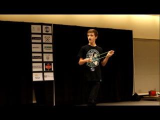 Zach Gormley 3rd 1A PNWR 2012