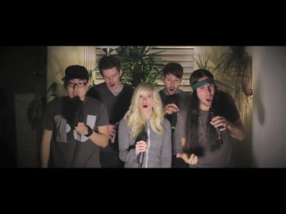 Taylor Swift - I Knew You Were Trouble (cover by WALK OFF THE EARTH Feat. KRNFX)
