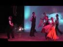 Ансамбль бального танца Грация на конкурсе Мистер Салаватстекло