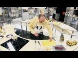 Видео как готовить минутный стейк