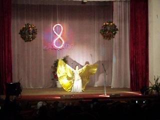 Арабский танец Зинаиды Бервецкой