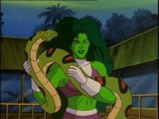 Невероятный Халк / The Incredible Hulk - 1 сезон 8 серия