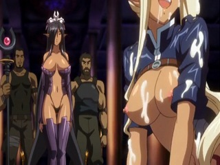 Черный Пес: Развращение Благородных Воительниц - ( Хентай, Hentai, XXX+18, porno, порно)