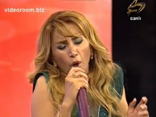 Elnare Abdullayeva - Ana mugami - Sevimli Sou 09.09.2013