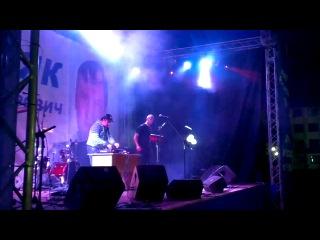 GREY LIVE, Новоселиця Мюзік Фест (20 жовтня, 2012, центральна площа) (2)