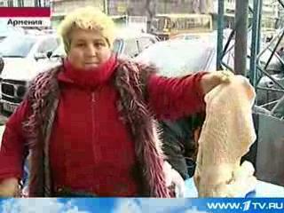 Знаменитый армянский хаш | Первый канал