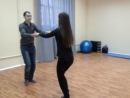 Свадебный танец Саши и Наташи. Репетиция