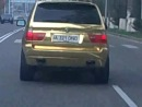 BMW X5 GOLD (v ALMATE)