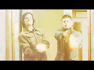 shut 'em down • supernatural [for saskia]