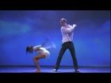 Великолепный танец с элементами нереальной акробатики