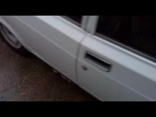 моя авария 29 апреля 2011  года