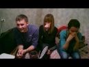 Реакция ребят на видеохит 2 girls and 1 cup D