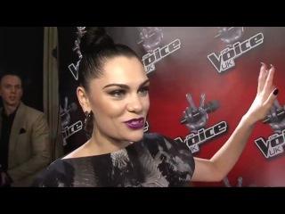 The SHOW BIZ 411 - Jessie J on new talent and dressing like Tom Jones!