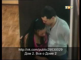 Барзиков не пускает Либерж домой (13.03.12)