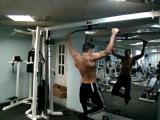 Упражнения на турнике подтягивание за голову Фитоняшки* бикини, фитнес, fitnes, бодифитнес, фитнесс, silatela, и, бодибилдинг, пауэрлифтинг, качалка, тренировки, трени, тренинг, упражнения, по, фитнесу, бодибилдингу, накачать, качать, прокачать, сушка, массу, набрать, на, скинуть, как, подсушить, тело, сила, тела, силатела, sila, tela, упражнение, для, ягодиц, рук, ног, пресса, трицепса, бицепса, крыльев, трапеций, предплечий, жим тяга присед удар ЗОЖ СПОРТ МОТИВАЦИЯ http://vk.com/zoj.sport.motivaciya ПОД