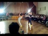 Street Dance Underground Battle 2012 Juzz-funk by Kate Avramenko &amp Kate Shahray Emeli Sande feat. Naughty Boy