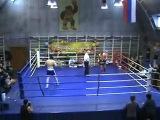 Чемпионат по кикбоксингу г.Тюмень Шаухалов Руслан (финал)