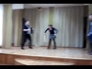 Сагиева Гулия и Амина Галимова 2 курс.