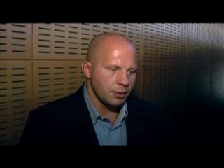 Фёдор Емельяненко рассказал о подготовке к бою с Джеффом Монсоном...