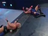 WWE Monday Night RAW 10.10.2011 Zack Ryder &amp Kofi Kingston vs. Dolph Ziggler &amp Jack Swagger (русская версия от 545TV)