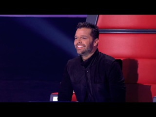 Steve Clisby - Just The Two of Us (The Voice AU 2013) HD