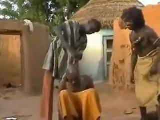 Ржачное лечение от головной боли по-африкански. До чего смешное болеутоляющее!