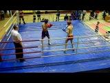 Бикбирдин Айнур (полуфинал лоу-кик 1 раунд)