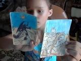Рисунки моего папы))