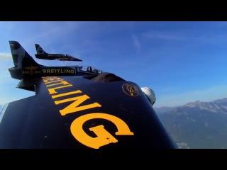 Реактивный человек [Jet Man] (Yves Rossy)