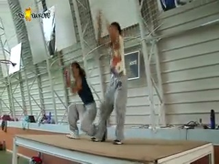 Видео уроки уличных танцев: Hip Hop, LA Style, Krump, Popping, Locking [video-dance.ru]11