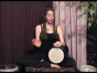Raquy Danziger - дарбука. Обучающее видео. Переходы