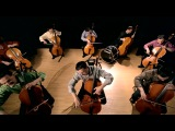 The Piano Guys - Steven Sharp Nelson - The Cello Song - Bach is back (with 7 more cellos)