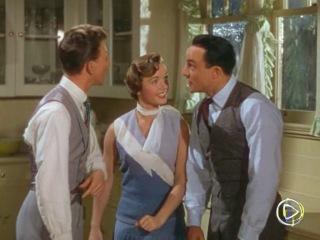 6. Голливуд поющий и танцующий (История мюзикла) 1950-е (часть 1)