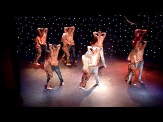 Школа эротического танца APSARA на Пятом Эротик Денс Фесте