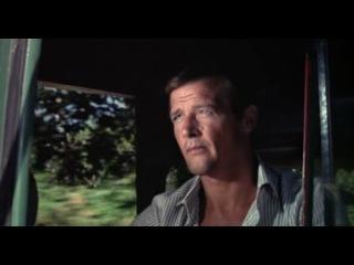 James Bond (1973) Live and Let Die / Живи и дай умереть (на английском языке)