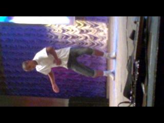 Танец №3 Соло Гаяза и битбокс Раиля