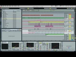 Как делать ремиксы в Ableton Live Урок 9(RUSTUTS.COM)