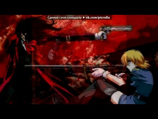 аниме под музыку Rob Zombie dracula Picrolla