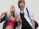 Небо между нами Love1Poison Дмитрий и Анастасия Приколовы живые Барби и Кен