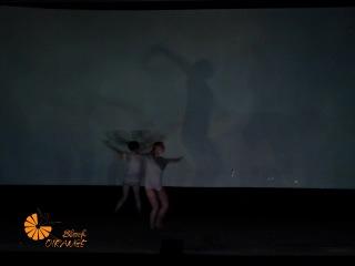 Black O!Range. Виктория Толстова и Ирина Павлова. Открытие сезона. Модерн